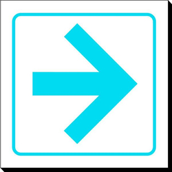 Symbol Sign - Direction