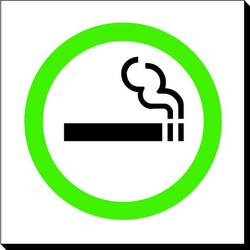 Symbol Sign - Smoking