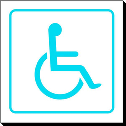Symbol Sign - Disabled